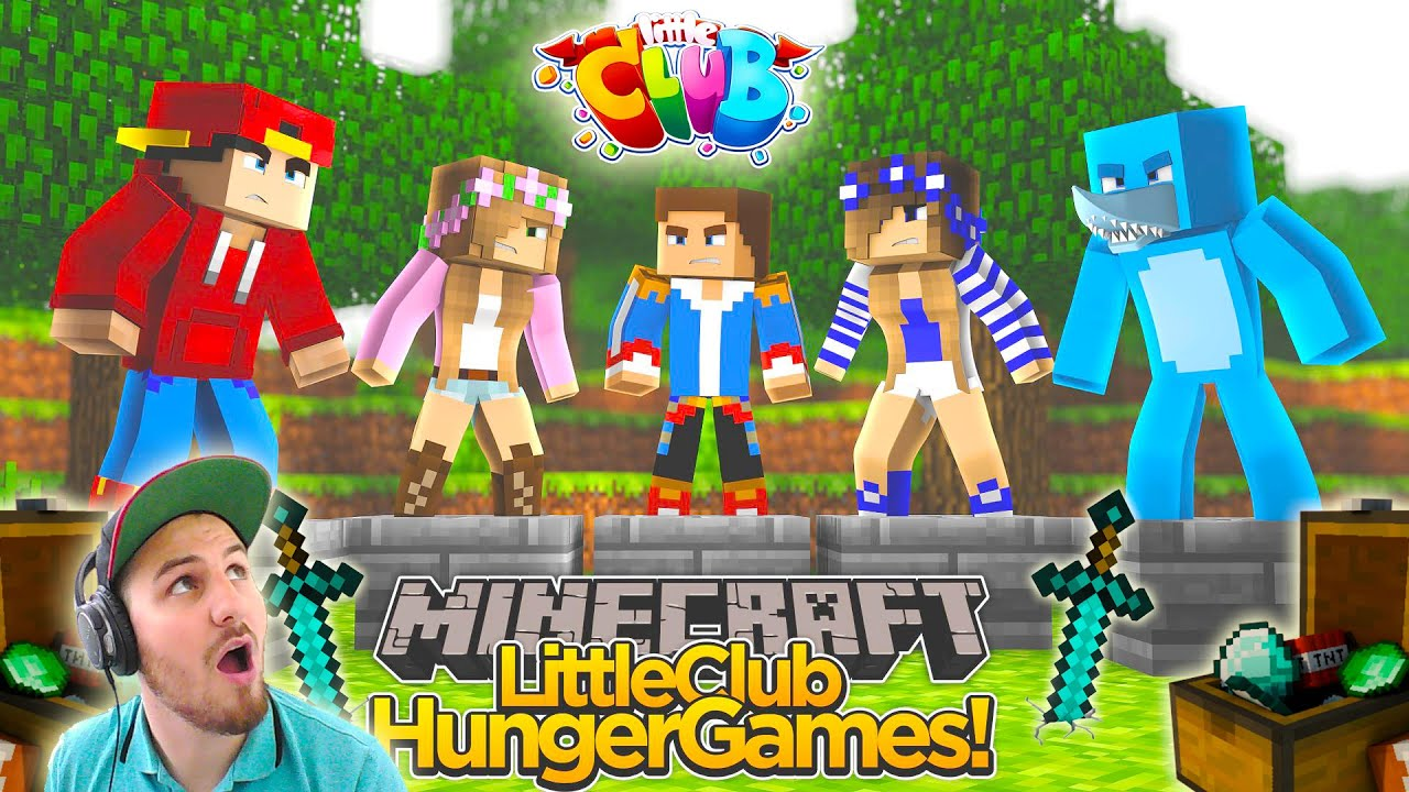 Minecraft adventure the little club go to war youtube - The little club ...