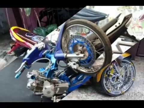 Modifikasi Motor Extreme All Desain