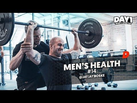 IS DIT HET EINDE? || JayJay Boske X Mens Health #14