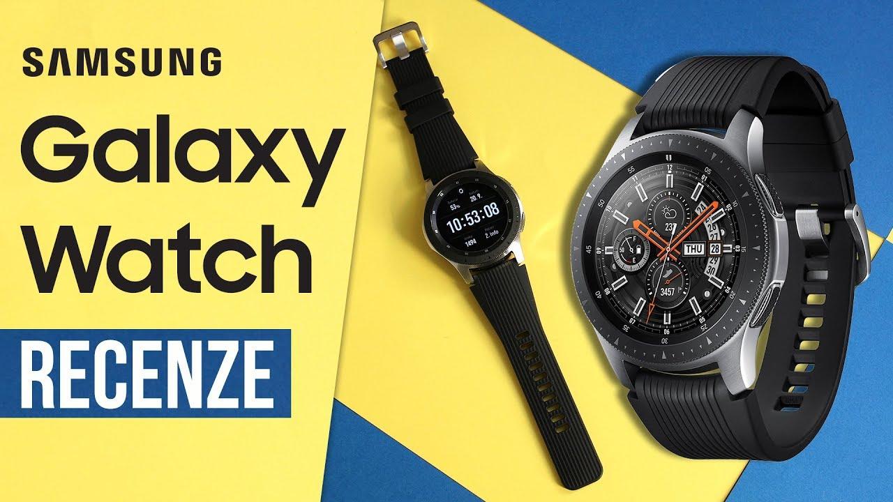 298f47f65 Recenzie Samsung Galaxy Watch 42mm SM-R810 - Heureka.sk