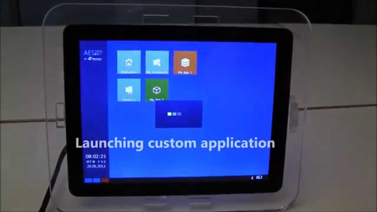 Adeneo Embedded Shell for Windows Embedded Compact 2013 (WEC2013)