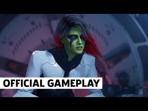 Marvel's Guardians of the Galaxy Gameplay Trailer | Square Enix Presents E3 2021