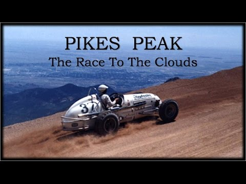 Classic Races - Ep05 : Pikes Peak - the race to the clouds (documentary) HD