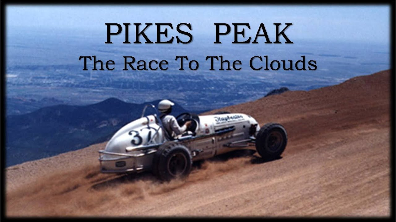 Clic Races Ep05 Pikes Peak The Race To Clouds Doentary Hd
