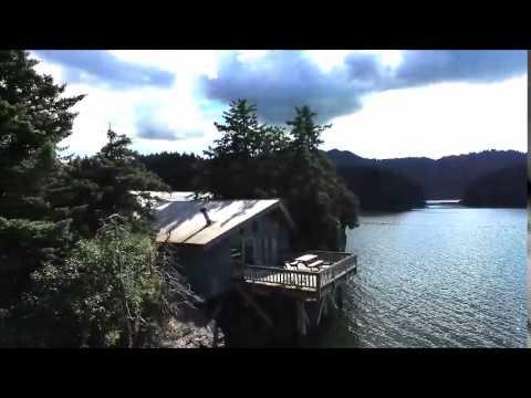 Seldovia Alaska Dancing Eagles Vacation Cabin Rental