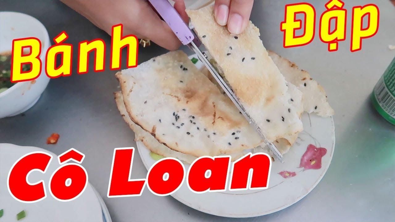 Bánh Đập Cô Loan (ngon lạ) - Du Lịch Ăn Uống Nha Trang #09