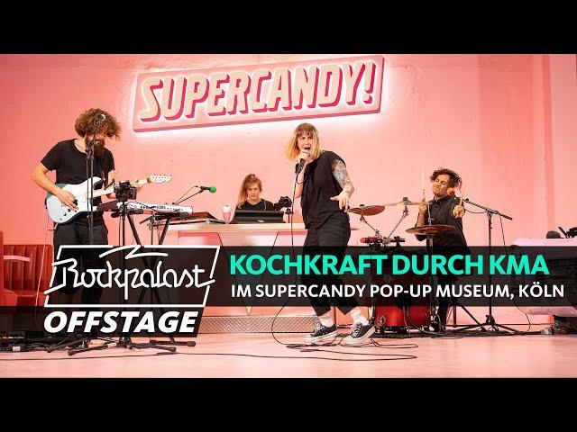 Kochkraft durch KMA live   Rockpalast   2021