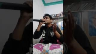 Mere sapno ki raani jab ayegi tu karaoke....Kishore Kumar Song by Rajan Anand