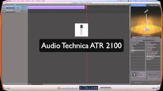 Blue Snowball Microphone vs. Audio Technica ATR 2100 Microphone Comparison