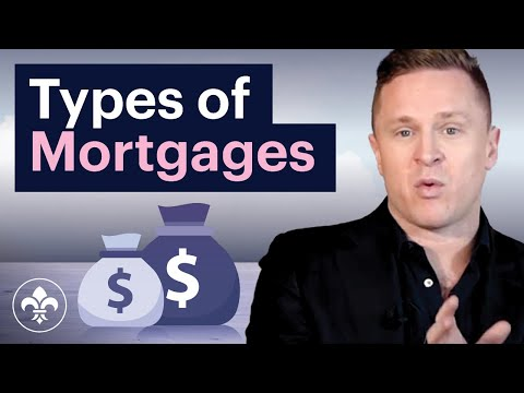 Types of mortgages | How to invest in property NZ | Property Academy