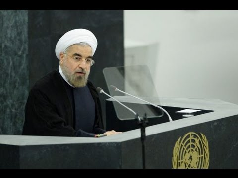 Iran's President Hassan Rouhani: nuclear talks possible