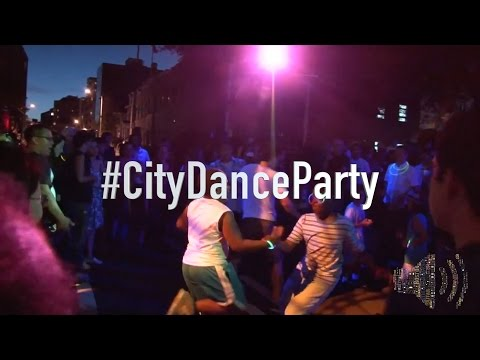 NeighborMedia Interview: City Dance Party Cambridge 2015!
