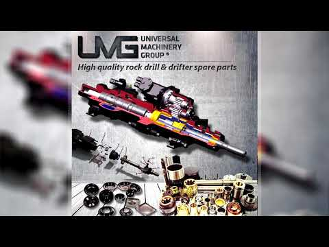 UMG (Universal Machinery Group) Intro