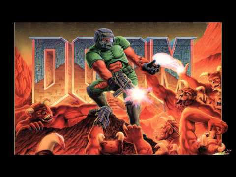 Doom (PC) - At Doom's Gate (E1M1) Music EXTENDED