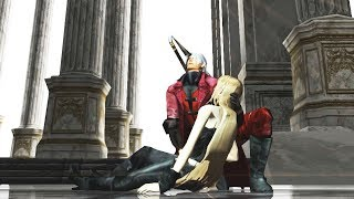 DEVIL MAY CRY HD All Cutscenes Movie (Game Movie)