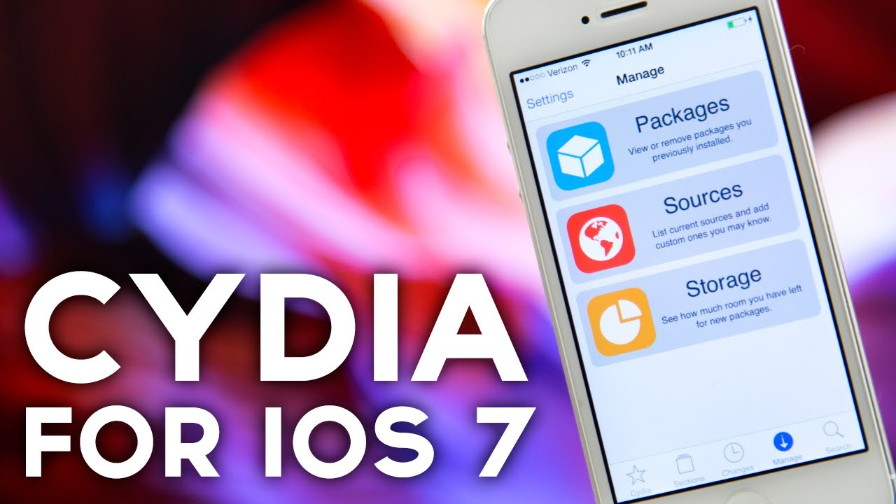 Ios 7 Jailbreak Cydia Updated For Ios 7 Download Now Youtube