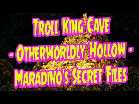 Divinity Original Sin - Troll King Cave - Otherworldly Hollow - Maradino