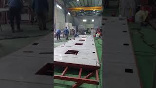 구운계란기계 제작과정