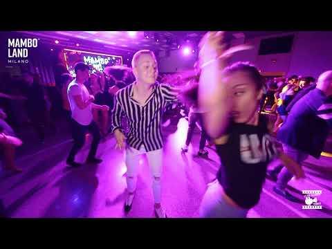 Konstantin Kosbeats Pinaev & Jessica - Social Dancing @ MAMBOLAND MILANO