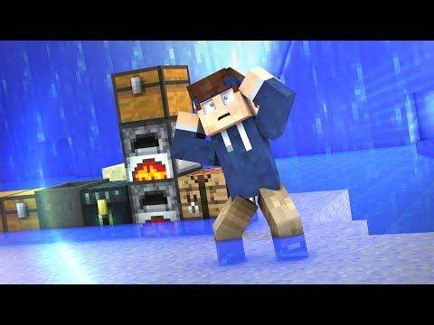 Tsunami zerstört LOGOs Base!🌊 (Troll Wars)