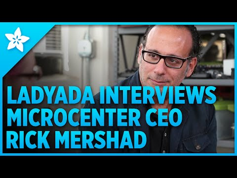 Interview with Microcenter CEO Rick Mershad