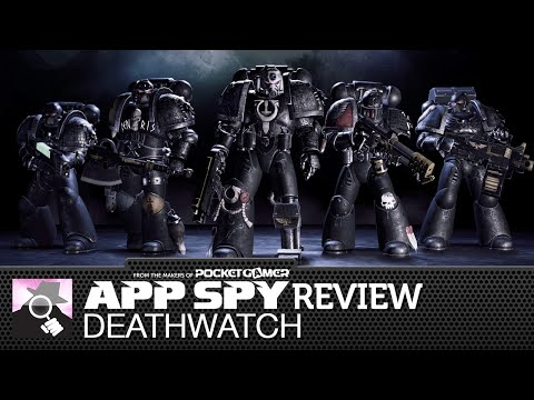 THEY'RE COMING OUT OF THE WALLS | Warhammer 40,000: Deathwatch - Tyrandid Invasion iOS Review