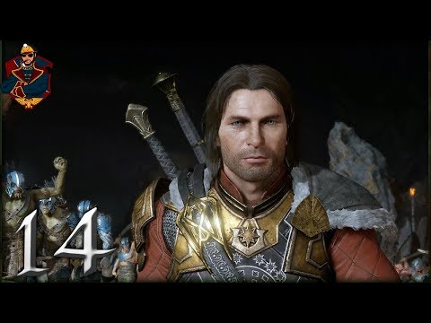 [PC] CIRITH UNGOL SIEGE! OVERLORD BOSS FIGHT! - Middle Earth: Shadow Of War Part 14