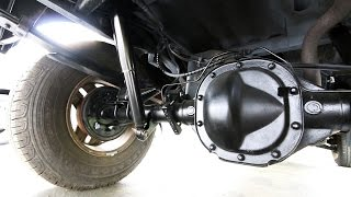 What Abuse Does Your Suspension Take Every Day?
