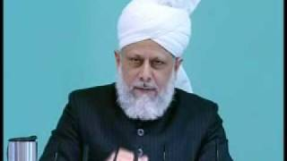 Friday Sermon: 12th March 2010 - Part 6 (Urdu)