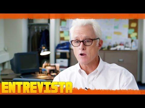 SPOTLIGHT Entrevista (John Slattery) Subtitulado