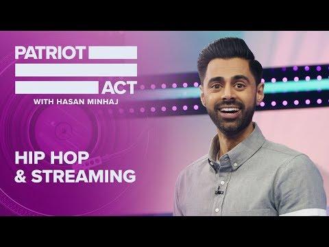 Hip Hop And Streaming | Patriot Act with Hasan Minhaj | Netflix
