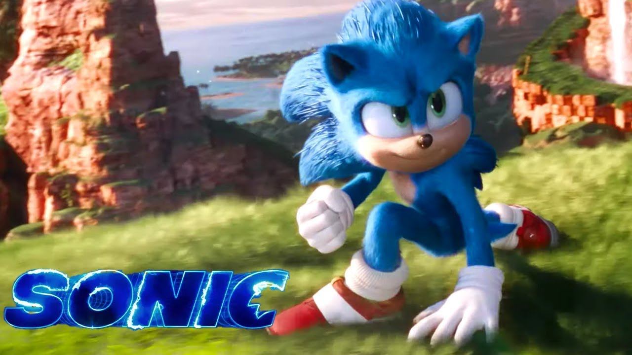 'Sonic the Hedgehog' movie tries again with a new trailer and ...