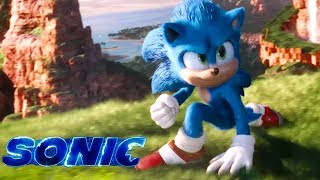 Sonic The Hedgehog Trailer 2