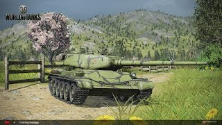 Т-54 Перший зразок, М 46 Паттон, Т-49-тягнуть рандом!!!