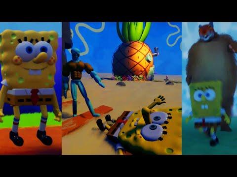strangest-spongebob-squarepants-games-on-dreams-(ps4)