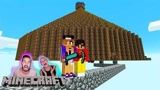 KAAN + NINA STERBEN IN DER FLASCHEN-WELT! Überleben in World in A Jar #4 Minecraft Deutsch