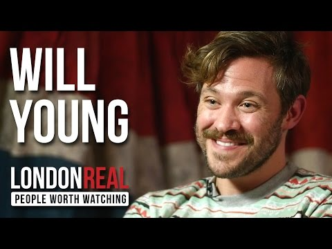 Will Young - Who I Am - PART 1/2 | London Real