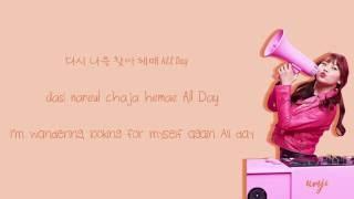 Umji (엄지) - The Way ((SHOPAHOLIC LOUIS(쇼핑왕 루이) OST) Color-Coded-Lyrics (Han/Rom/Eng)