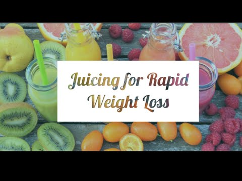 juicing-for-rapid-weight-loss