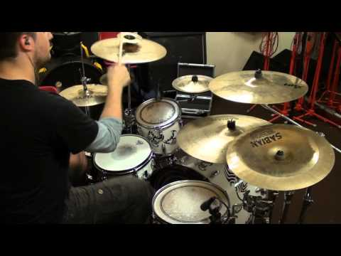 Prog drumming on a small drumkit
