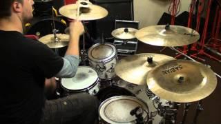 Progressive Metal Drum Lessons