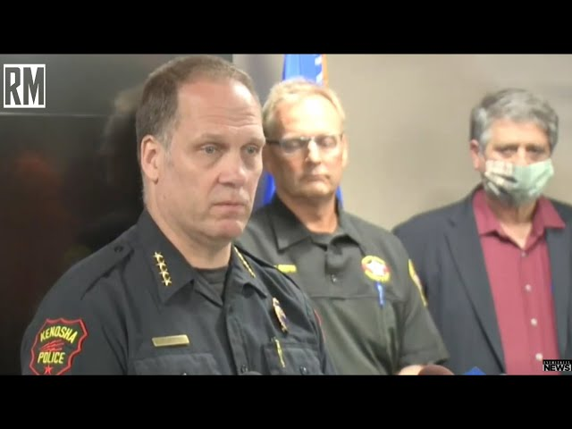 Kenosha Police Chief Blames Victims for Violating Curfew