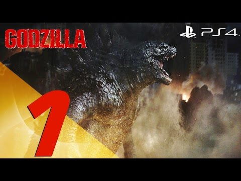 Godzilla The Game (PS4) - Walkthrough Part 1 - Mothra & Hedorah
