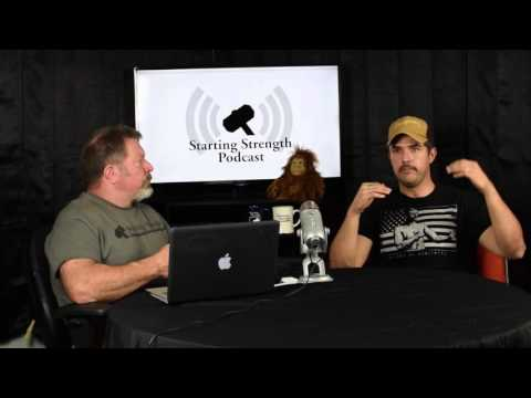 Manliness with Brett McKay | Starting Strength Podcast