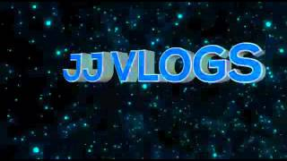 Oluşturma JJ Vlogs duvara logo