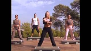 Step basic & cardio (perdre du poids)