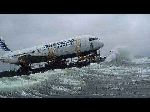 SÖRF YAPAN BOEING 767 | #bufotografgercek