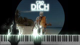 Cro - Dich (Piano Cover + Noten)
