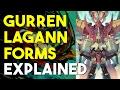 Mecha Talk - Gurren Lagann Forms Explained ft. BestGuyEver