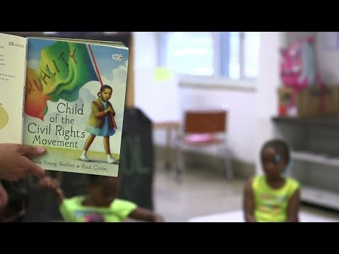 PBS Newshour Highlights CDF Freedom Schools